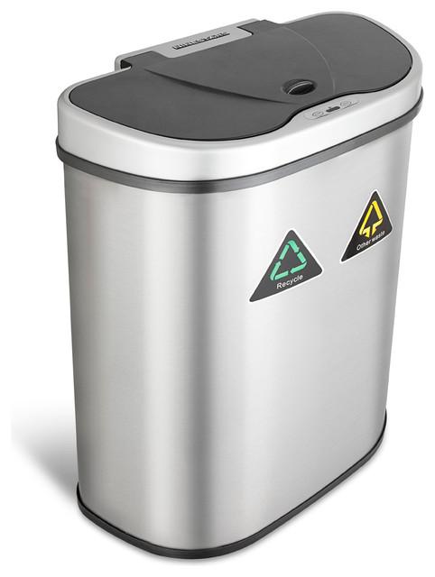 how to fix sensor on ninestars trash can