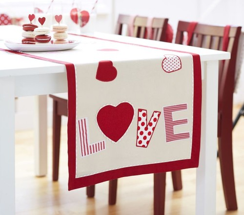 How Long Is Valentineu0027s Day Table Runner?