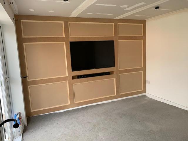 Carpentry/Fireplace