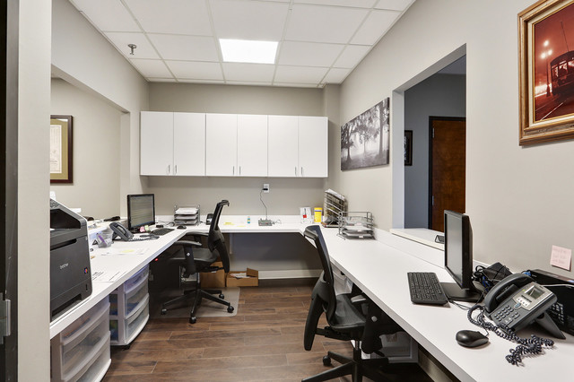 Photo Of Renovated Office Space - MLM Incorporated