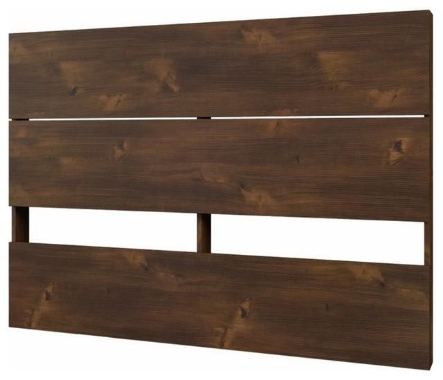 Image Result For Twin Size Plank Effect Headboard Walnut