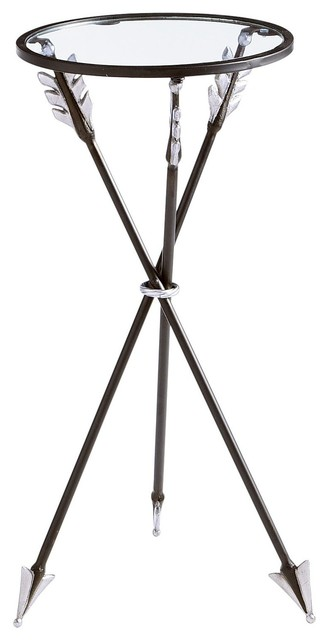Arrow Accent Table Design Ideas