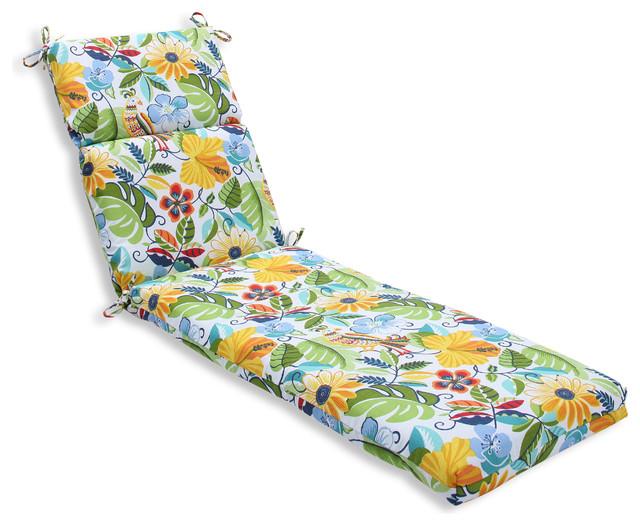 Lensing Jungle Chaise Lounge Cushion