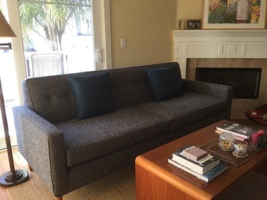 Jefferson Sofa Thrive Furniture Midcentury