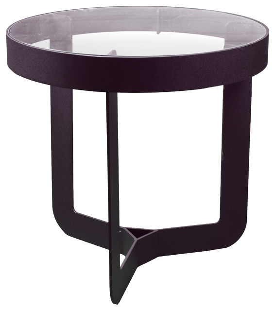 Shop Houzz Spinder Design Douglas 2 Large Side Table Coffee Tables