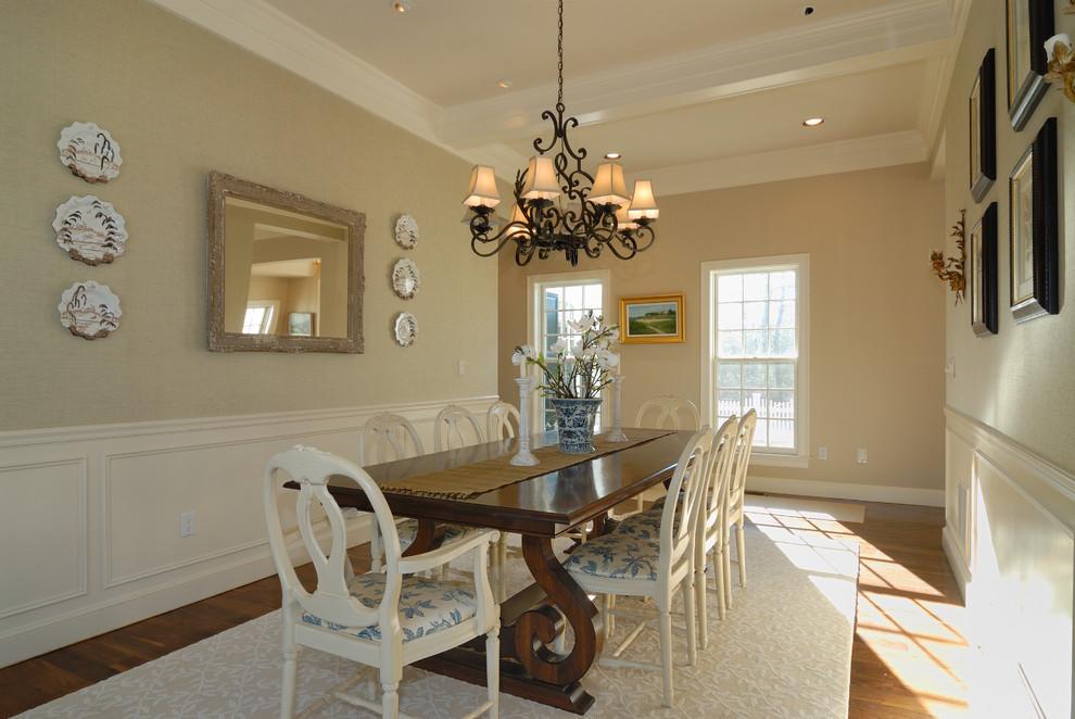 Home design - traditional home design idea in Boston