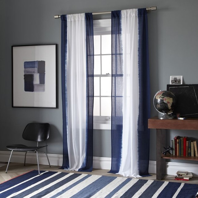 How To Dye Sheer Curtains Black Best 2017