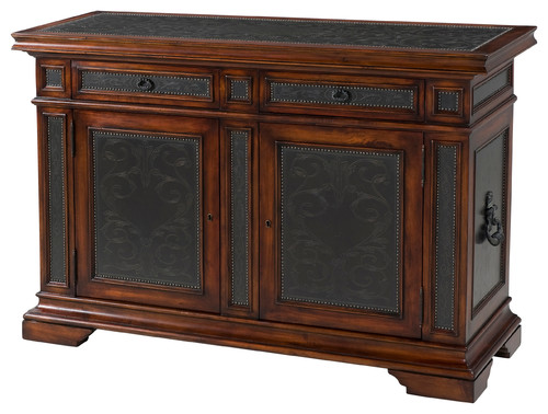 George Iii Pattern-Maker Side Cabinet