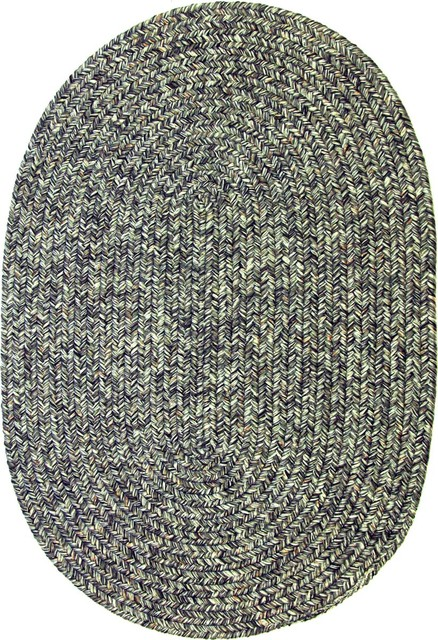 Super Area Rugs Graphite Rug Textured Braided Amp Reviews