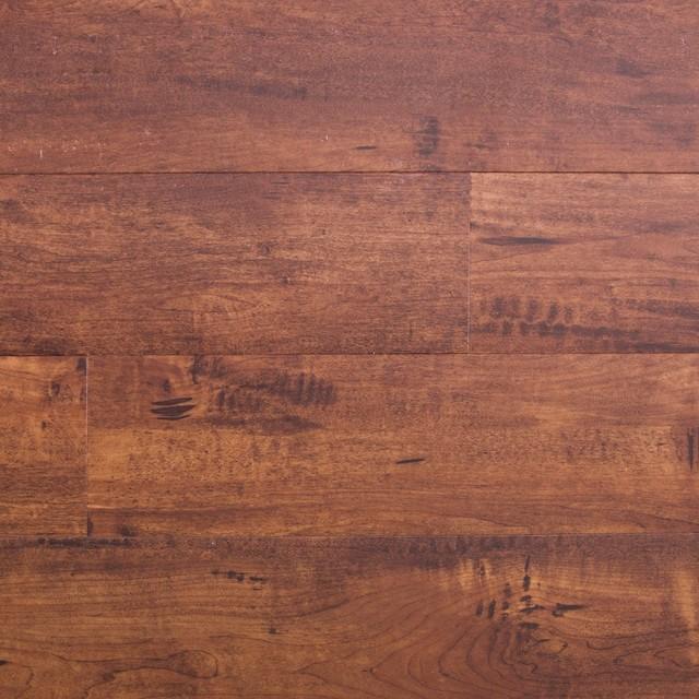 Coffee Maple Engineered Vinyl Plank Flooring
