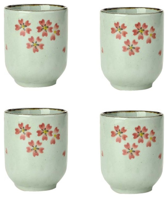 Ceramic Tea Cups Anese Style