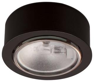 WAC Lighting - Halogen Low Voltage Button Puck Light & Reviews   Houzz