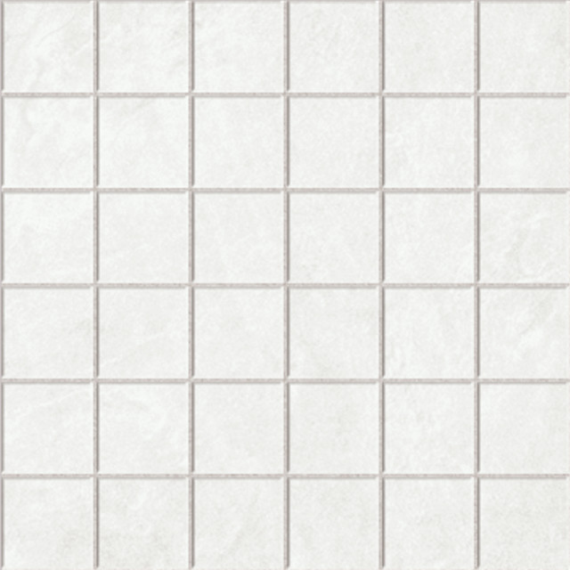 12 x12  Eternity White Mosaic contemporary mosaic tile. 12 x12  Eternity White Mosaic   Contemporary   Mosaic Tile   by