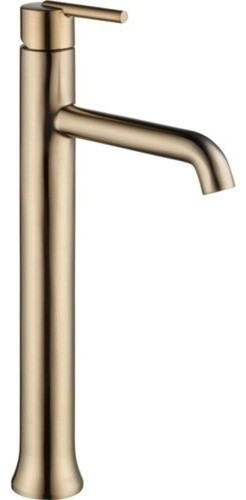 Delta Trinsic Single Handle Vessel Lavatory Faucet