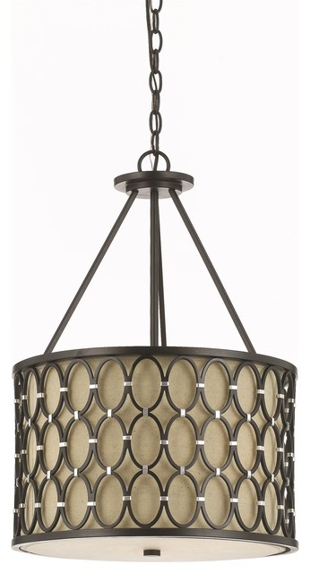 Candice Olson Cosmo Transitional Pendant Light X H3 2018