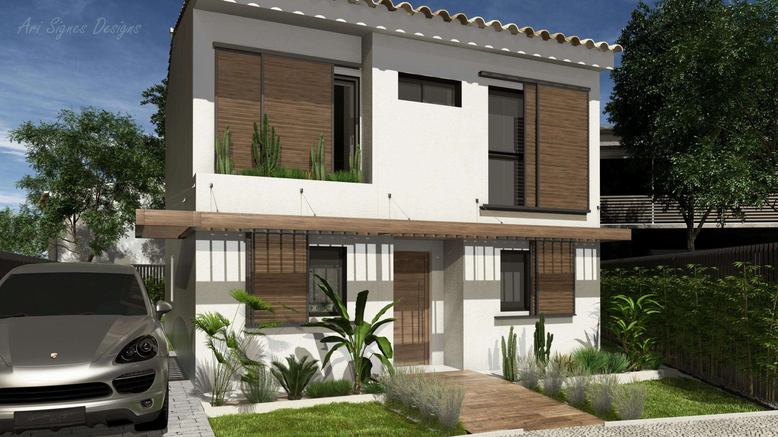 Nuevo proyecto de reforma integral de vivienda unifamiliar en Valencia