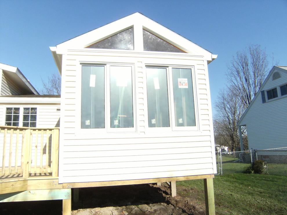 Deck & Sunroom Addition