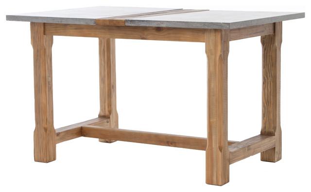 farmhouse pub table industrial hughes bluestone farmhouse pub table craftsman indoor and