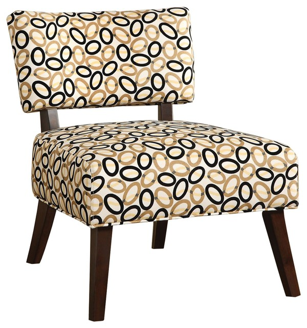 Acme Furniture Able Upholstered Accent Chair Armchairs