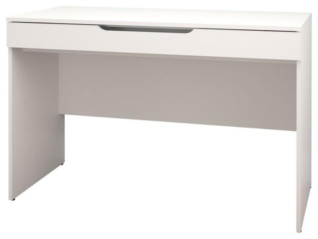 Eco-Friendly Desk In White.