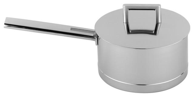 Demeyere John Pawson 3.2-Qt Stainless Steel Saucepan.