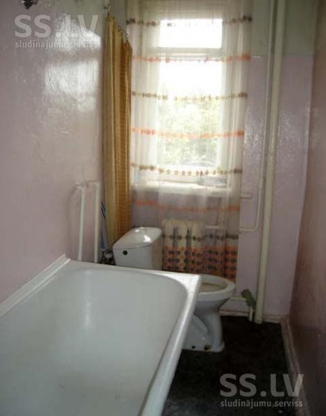 Very Small One Bedroom Apartment With Narrow Corridor And Bathroom