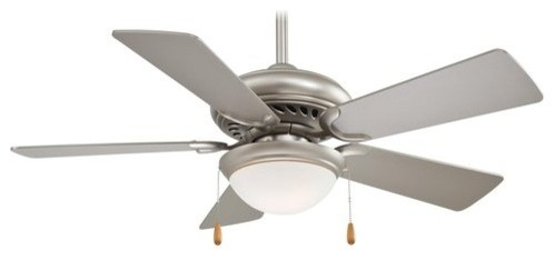 44 ceiling fan with light light kit minkaaire blade 44 minkaaire