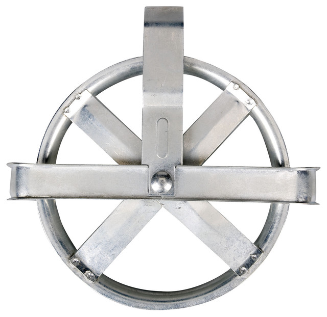 5 Quot Heavy Duty Clothesline Pulley Steel Contemporary