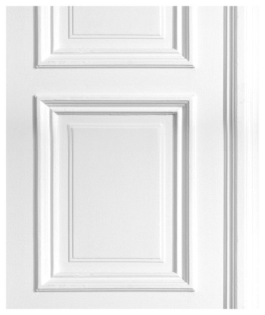 mineheart white panelling