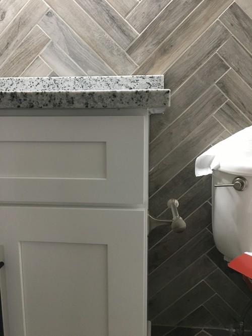 Granite counter top overhang too long for Granite overhang