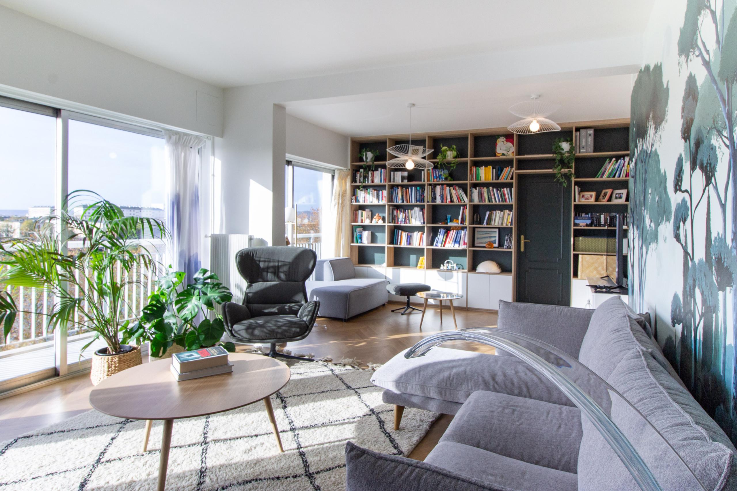 Rénovation d'un grand appartement en Centre ville