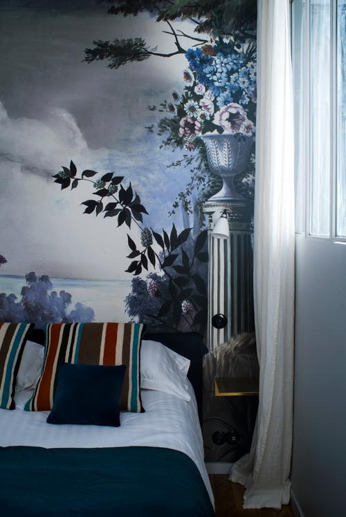 8 Idee per Arredare Una Camera da Letto Low Cost in Bianco e Blu