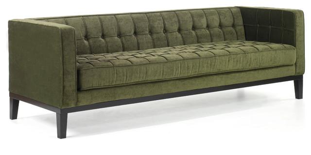 Reeves Sofa, Green.