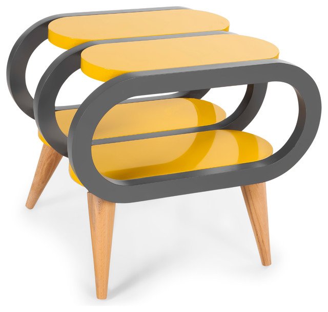 Future Side End Table