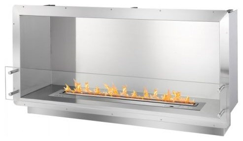 Sfb3600s Smart Fireplace Insert With 36 Burner.