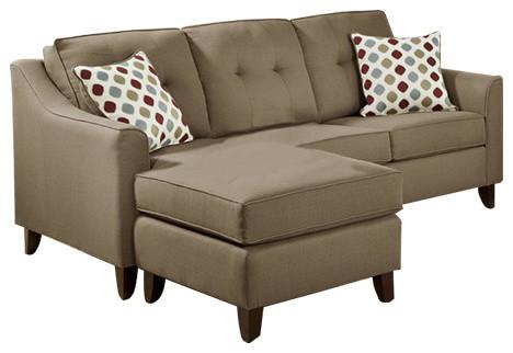Northfield Sofa Chaise, 474743-Sch-St.