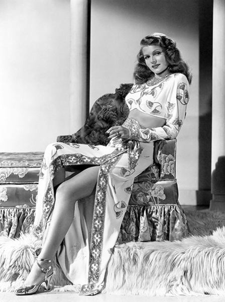Rita Hayworth, Gilda, Movie Still Poster - Midcentury - Prints And Posters  - by Poster-Rama | Houzz