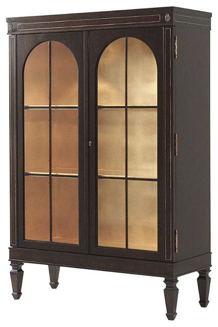 Dominique Curio Cabinet - Traditional - Buffets And Sideboards - by Maison XXIV