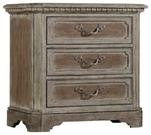 Hooker Furniture True Vintage Bedroom Set, Nightstand