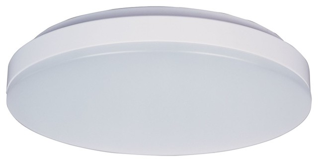 Maxim 87580 Profile Ee 1-Light Led Flush Mount Ceiling Fixture.