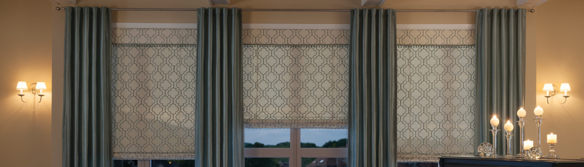 Dallas penthouse motorized shades for Budget blinds motorized shades