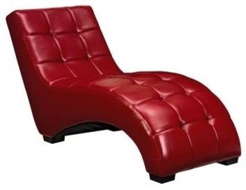 red chaise lounge chairs on Paige Red Chaise Lounge Modern Chairs Dc Metro  sc 1 st  living room suites - blogger : red leather chaise lounge chairs - Sectionals, Sofas & Couches