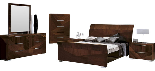 Afl Group Italy Capri Bedroom Set View In Your Room Houzz