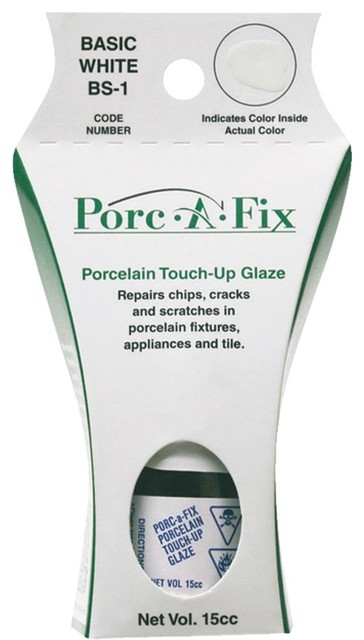 PORC A FIX PORCELAIN TOUCH UP KIT IN BASIC WHITE