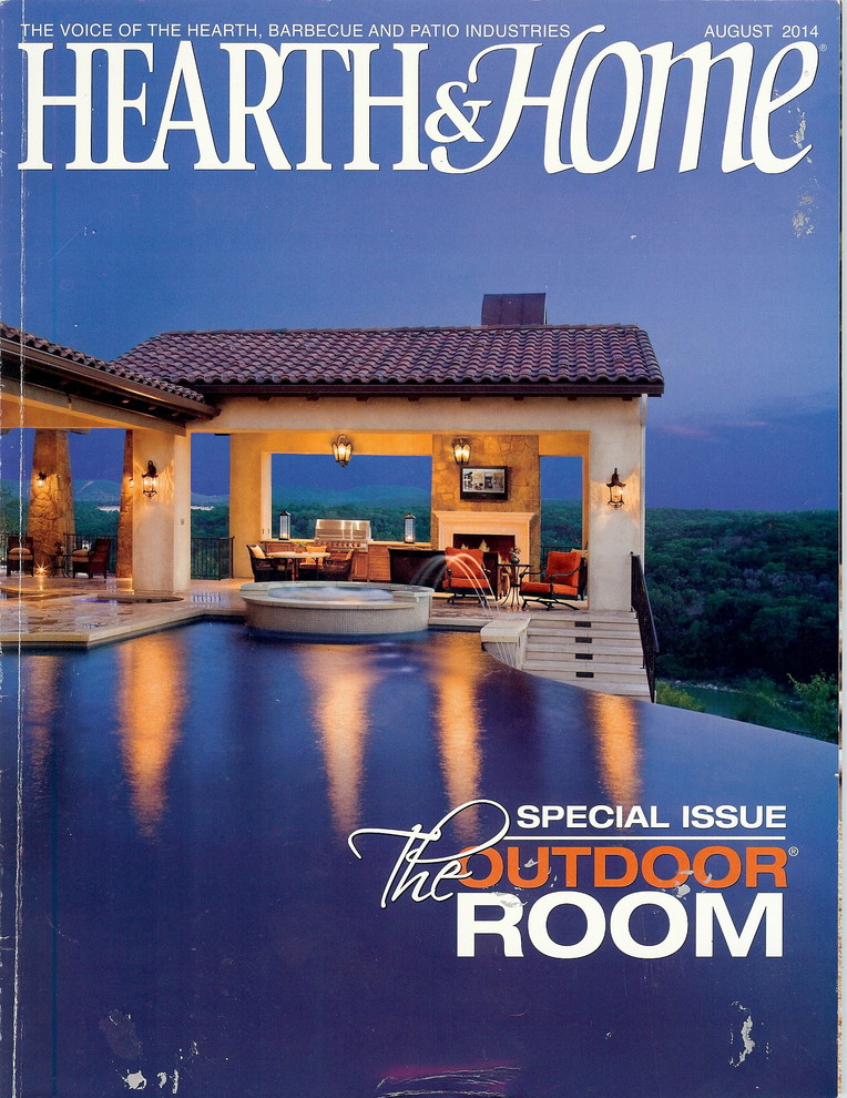 Hearth and Home Magazine Feature Aug 2014