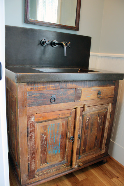 distressed bathroom cabinets sinks and vanities eclectic bathroom vanities and sink 14843