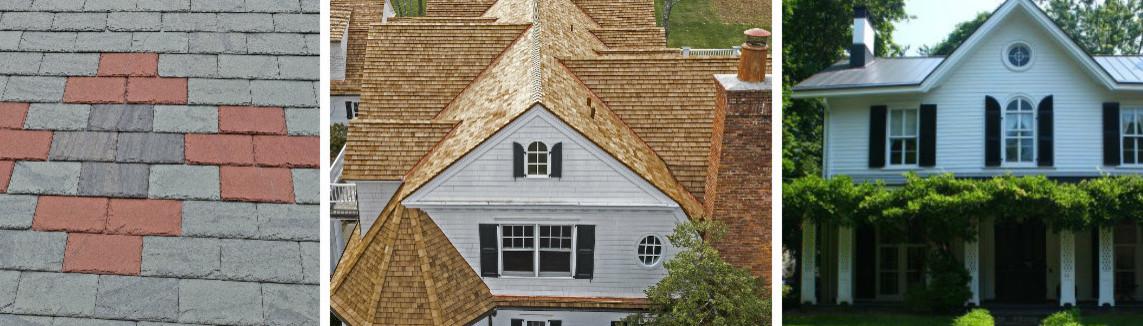 Fania Roofing Amp Custom Slate Roof Installation On Vintage