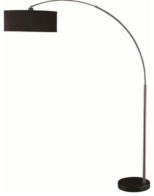 Coaster Hanging Floor Lamp In Black.
