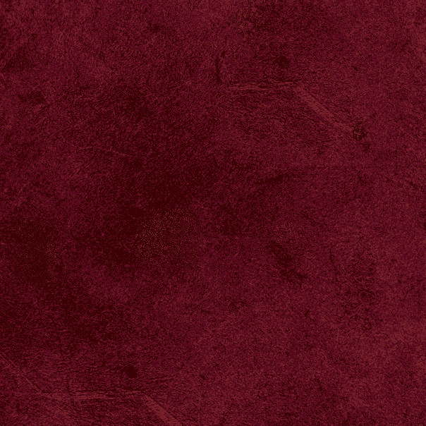 Suede Texture Dark Red Fabric, 6 Yards