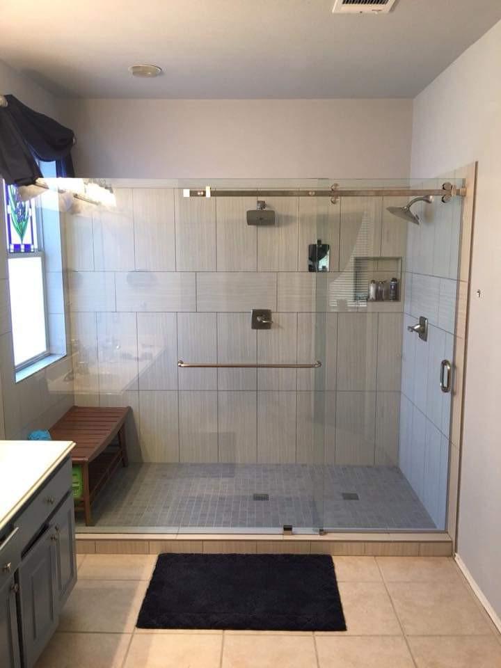 Frameless Showers